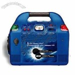 12V DC Power Pack with Built-in 260Psi Air Compressor and 800A Starting Power