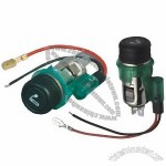 12V Illuminated Cigarette Lighter Kit