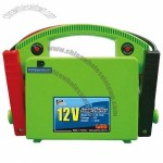 12V Multifunctional Car Jump Starter, Green Energy, Super High Power, with LED Lamp