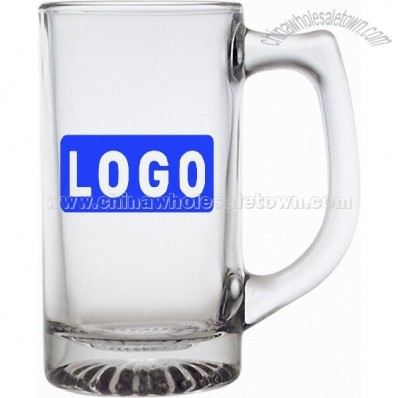 12oz Advertising Glass