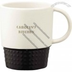 12oz Hobnail Ceramic Mug