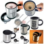 12oz Self Stirring Mug