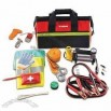 13 Pieces Car Emergency Kits, Includes 25 Pieces Tools, Used for Repairing Cars