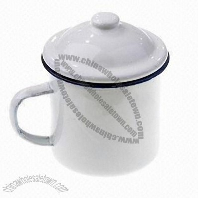 13oz Enamel Cup Sublimation Blanks