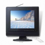 14 Inch Analog TFT LCD TV/Monitor with Card Reader/USB/VGA