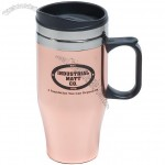 14 oz Copper Stainless Steel Travel Mug