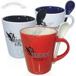 14oz Cocoa Spoon Mug