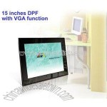 15 Inches Digital Photo Frame