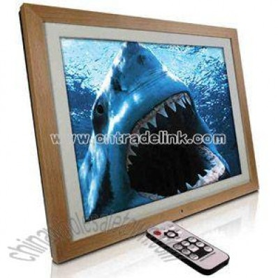 15 inch multimedia photo display