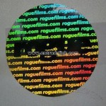 15 x 15mm Hologram-stickers