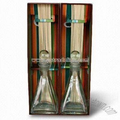 150mL Diffuser Oil Bottle with Incense Stick Set
