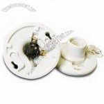 15A/125V E26 Porcelain Lamp Holders with Socket, UL-approved