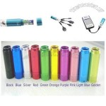 Portable Cell Phone Emergency Charger