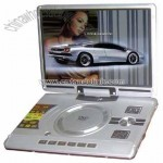 15inch Portable DVD Player