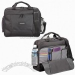 15x12-inch Eclipse Deluxe Business Briefcase