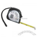16'/5m Tape measure with message recorder