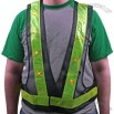 16 LED Flashing Safety Vest