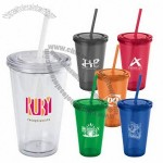 16 Oz Everyday Plastic Cup Tumbler