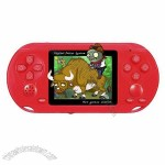 16-bit Handheld Player with Installed Games and Lithium Battery, Easy to Carry
