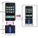 External Power Emergency Mobile Charger for iPod/iPhone