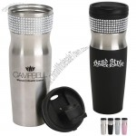 16oz Bling Avalon Stainless Steel Travel Tumbler