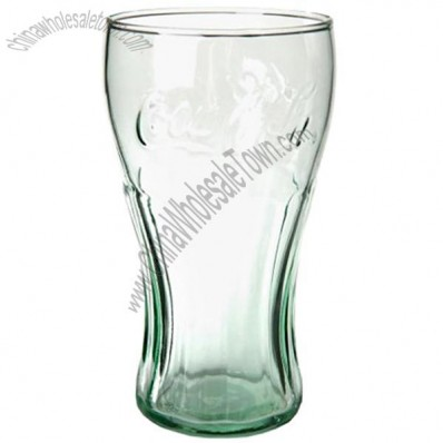 16oz Coca Cola Genuine Glass