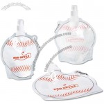 16oz HydroPouch Collapsible Water Bottle - Baseball