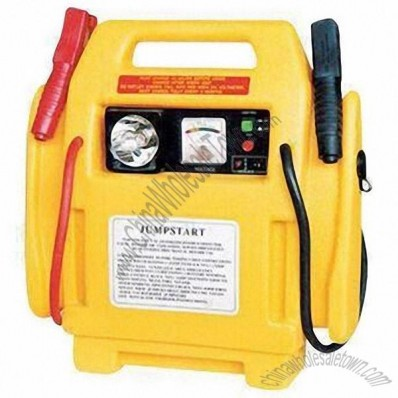 17Ah Jump Starter with Lead-acid Battery and Overload Protection