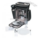17PC PICNIC BACKPCK SET
