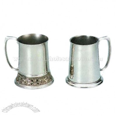 18/8 Stainless Steel Beer Mug