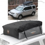 18 cubic feet SUV Car Top Carrier Bag