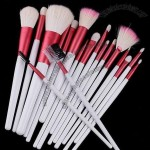 18 pcs Eyeshadow Makeup Artist Brushes