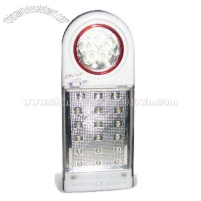 18-piece LED Torch/Lamp