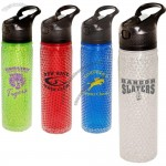 18.5oz Gel Bead Freezer Water Bottle