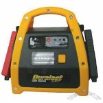 18Ah jump starter with LED battery status indicator
