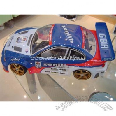 1: 7 Scale R/C Gas Car
