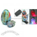 1GB Color Flashing Egg Recorder Speaker Mp3 Player