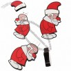 1GB Santa Claus Cartoon Style USB 2.0 Flash Memory Drive with Removal Caps