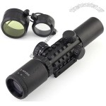 2-6x28e Range Finder Rifle Hunting Scope