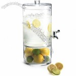 2 Gallon Beverage Jar with Lid