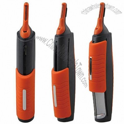 2-In-1 Micro Touch Switchable Personal Trimmer With LED Light Design
