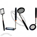 2 LED Lighted Telescopic Inspection Mirror