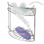2 Layer Bath Rack with Chrome Plating Surface Finish