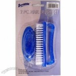 2 Piece Nail Brush Set Case Pack 48