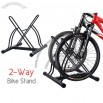 2-Way Bike Stand for 2 Bicycles