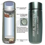 2 filters nano cup/flask, energy cup/ flask, health cup/flask, Alkaline Water Cup