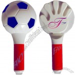 2 in 1 Football Hand Clapper with Maracas