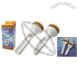 2 in 1 Maraca Grip Rumba Shaker for Wii Samba De Amigo Game