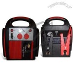 2-in-1 portable jump start air compressor