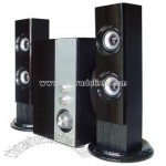 2.1ch Home Cinema Speakers for LCD TV